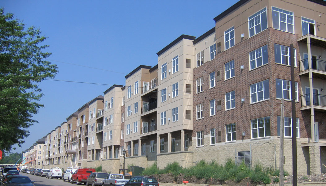 Multifamly New Construction Project NEW CONSTRUCTION   MULTI FAMILY. Midwest  Window U0026 Door ...